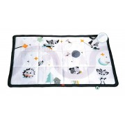 Manta de juegos super mat black and white de Tiny LOve
