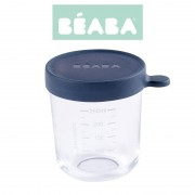 Recipiente baby portion de cristal de 250ml de Beaba