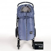 Saco silla Urban Baby blue de Walking Mum